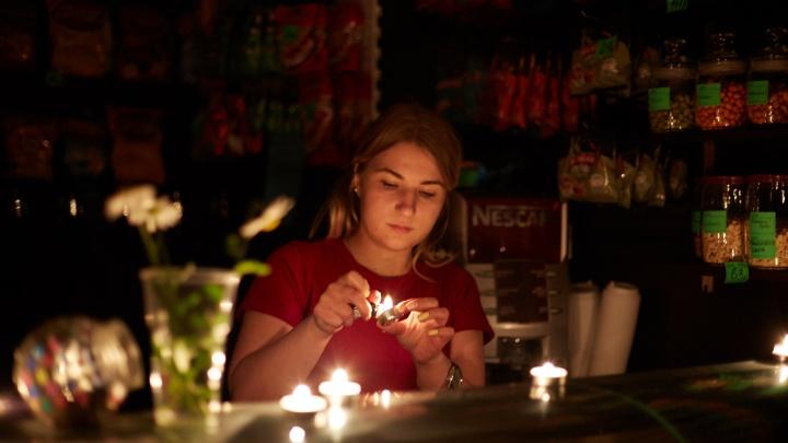 Добавили романтики: челябинскую Кировку и часть Северо-Запада внепланово оставили без света