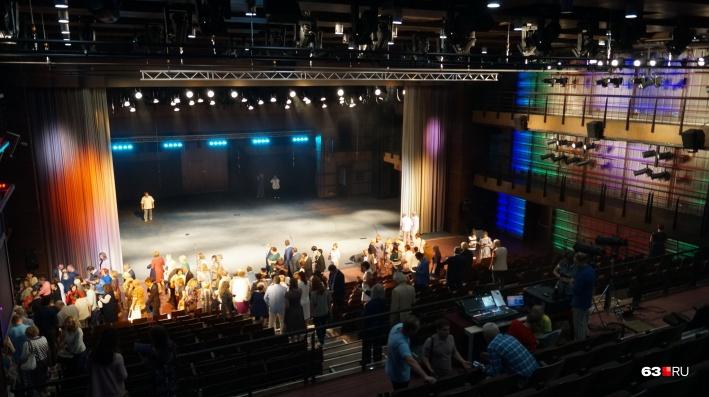 В «СамАрте» состоится премьера «Ромео и Джульетты»