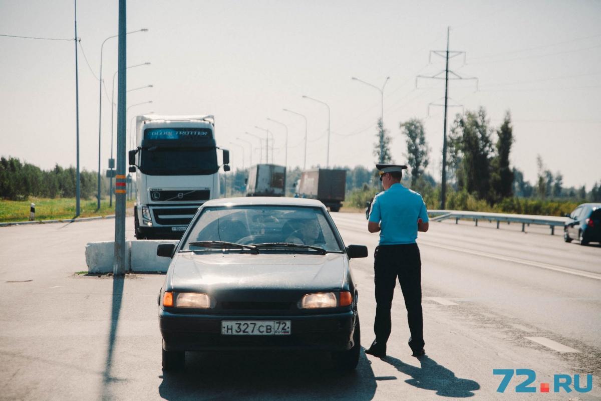 В районе переезда для автомобилистов организуют объезд