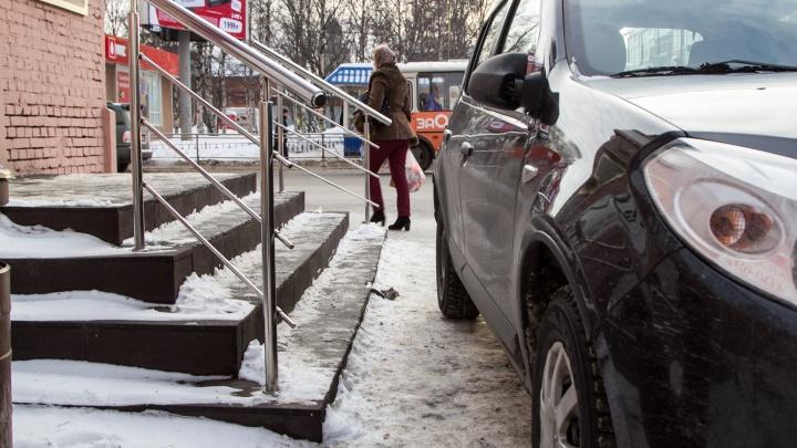 Не там припарковался: что делать, если вашу машину эвакуировали в Архангельске