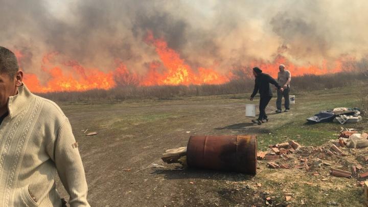 В Курганской области причастных к майским пожарам привлекут к ответственности