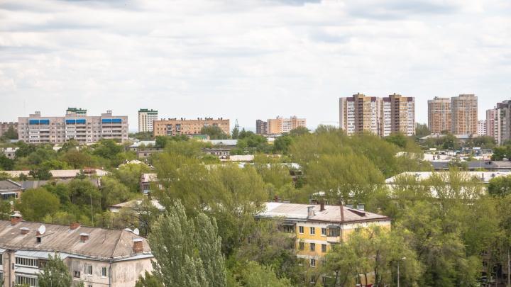 Сильный ветер и жара: в Самарской области объявили штормовое предупреждение