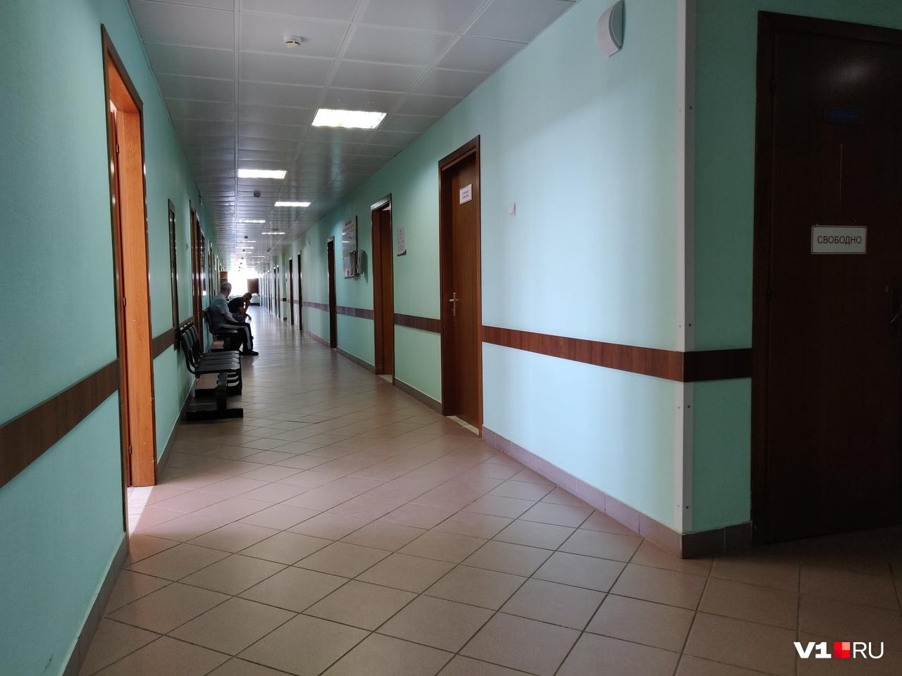 В больнице найти Нтире не удалось