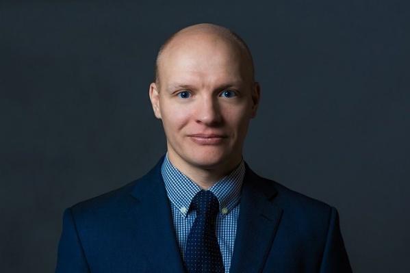 Михаил Жданов до Самары работал в правительстве Омской области