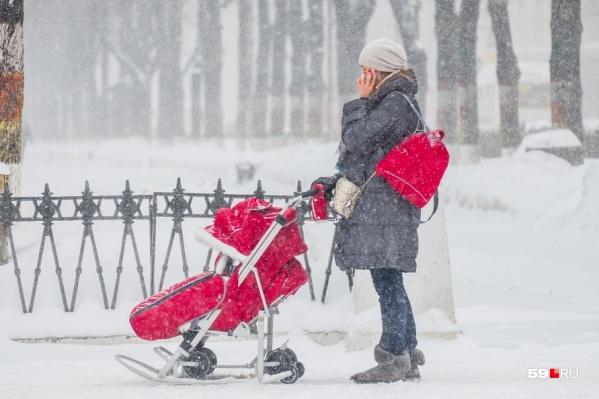 В прошлом году в Перми родились три тройни и 149 двоен