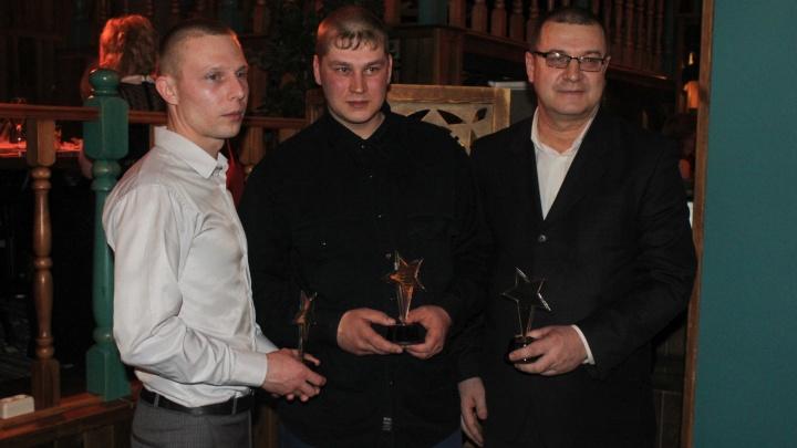Курганцам вручили премии «Цвет России»: один вывел женщину из горящего дома, двое — спасли тонущего