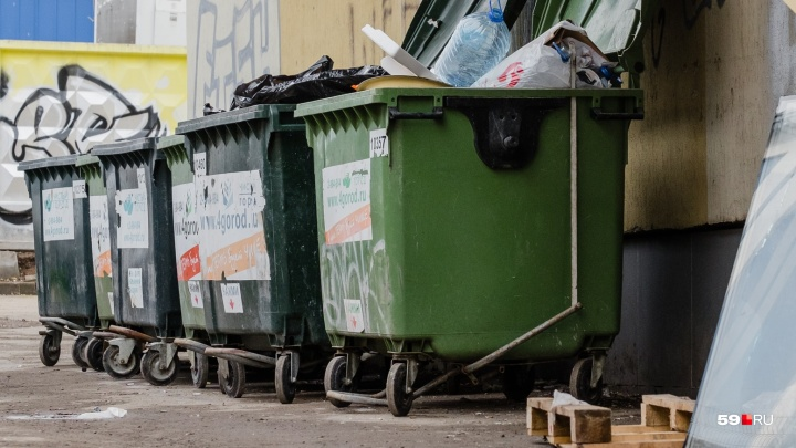 Власти Прикамья освободят ИП от двойной платы за вывоз мусора