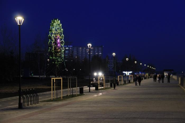 Основные торжества впервые пройдут не на площади Ленина, а на новой Михайловской набережной