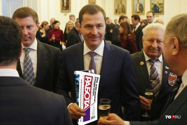 Мэр Ярославля Владимир Волков будет лично проводить собеседование с кандидатами