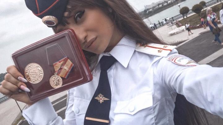 Выбираем«Красавицу в погонах» из 22 самых красивых сотрудниц красноярской полиции