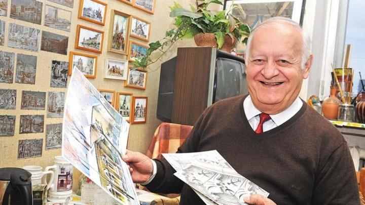 В Самаре откроют мемориальную доску в честь знаменитого архитектора Вагана Каркарьяна