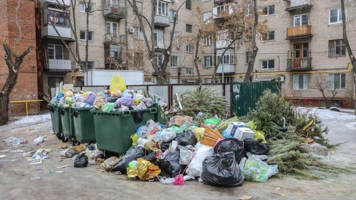 Новая техника не в силах: в Волгограде нашли еще одну причину растущих помоек