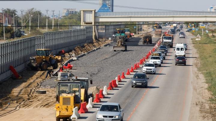 Там множество недоделок: в Волгограде требуют устранить повреждения на мосту через Ахтубу
