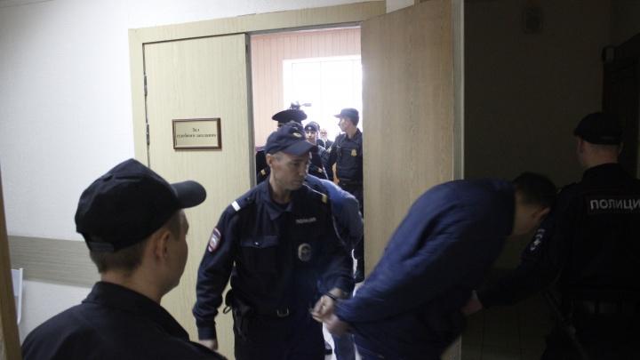 Они виновны: суд отправил убийц Кристины Приходько в колонию строгого режима