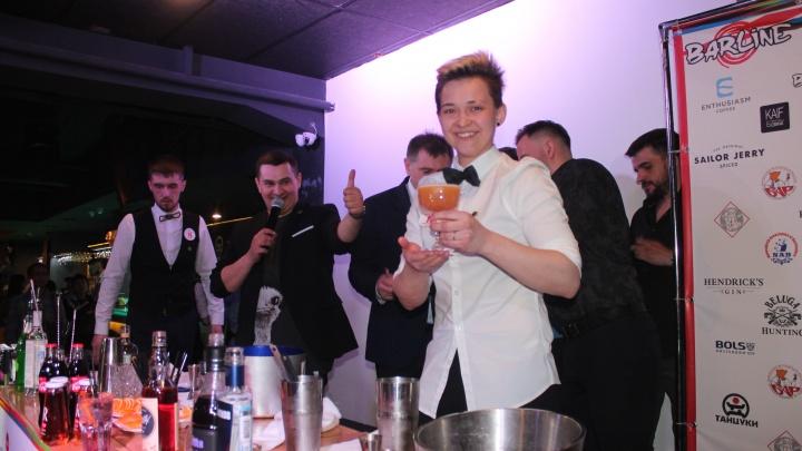 Лучшим барменом Сибири оказался томич с коктейлем из свеклы