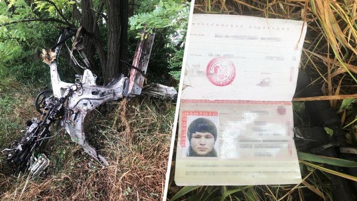В Ростовской областиустановили личность погибшего террориста, который готовил взрыв