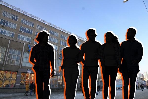 Всего в УрГЭУ учатся 17 тысяч студентов, 650 из них — иностранцы из 50 стран мира