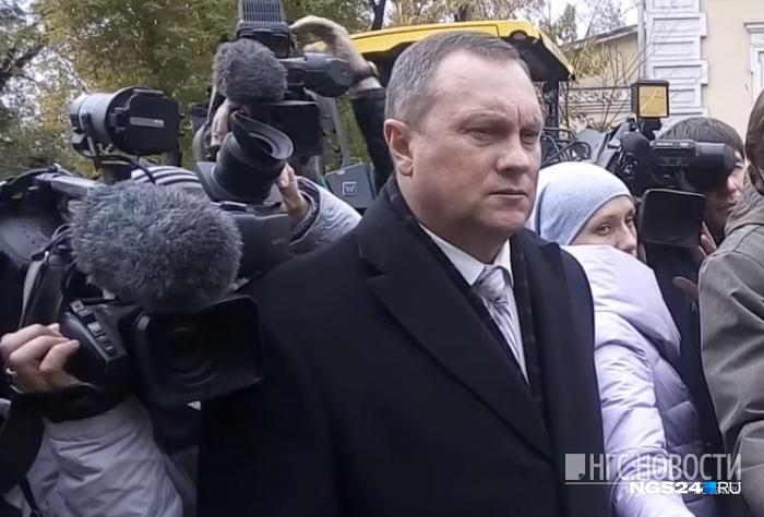 Уволенный вице-мэр Красноярска Игорь Титенков стал главой района