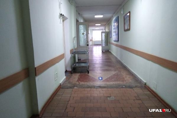После взрыва Зельцер попал в одну из стерлитамакских больниц