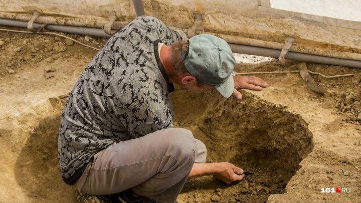 Опять перекопают: в Ростове на Станиславского проведут археологические работы