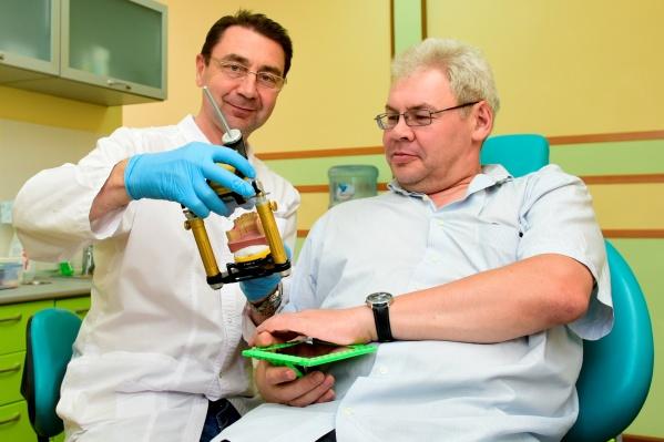 «Стоматология 32» предлагает пациентам несколько вариантов протезирования