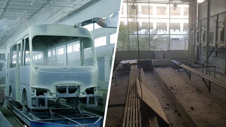 «Уничтожили такой завод»: таганрожцы пожаловались на удручающее состояние ТагАЗа