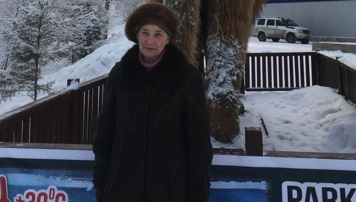 В Добрянке собирают волонтеров на поиски 64-летней пенсионерки