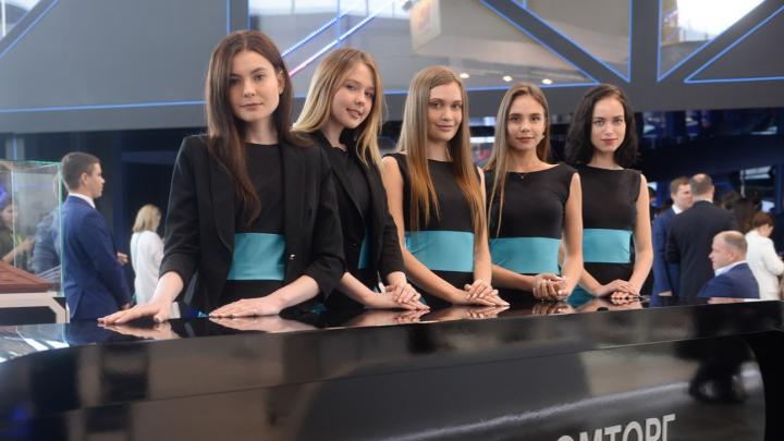 Любоваться подано: 30 фотографий самых красивых участниц «Иннопрома»