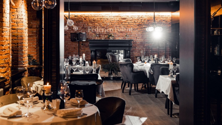 Роскошный ужин и танцы до утра: в модном ресторане бронируют вип-залы для новогодней вечеринки со скидкой