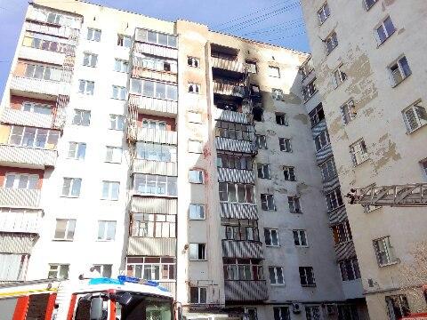 Житель дома на Эльмаше, в котором взорвался газ: «Весь дом тряхнуло, дым в подъезде разъедал глаза»