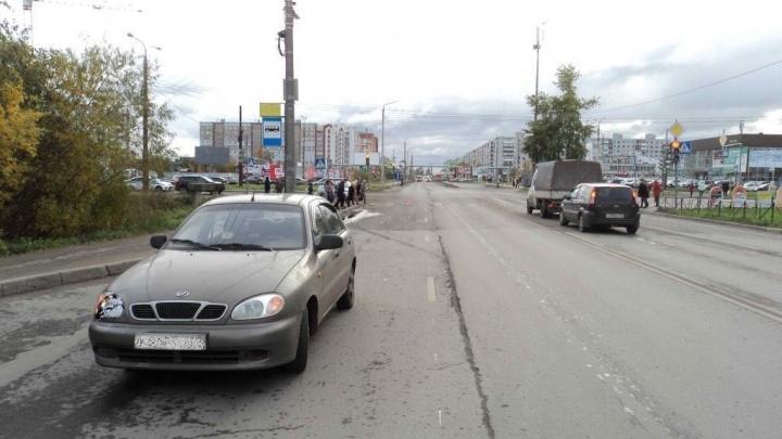Водитель, сбивший ребёнка на Московском проспекте, был пьян