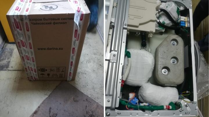 Партию наркотиков на 7 миллионов двое пытались привезти из Питера в Красноярск в стиральной машине