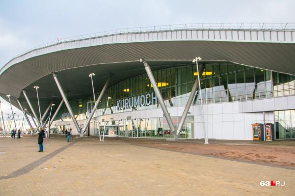 Первые рейсы отправятся из Самары в конце ноября