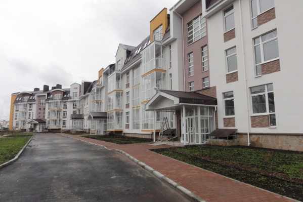 В «Карасьеозерском» строят элитную недвижимость