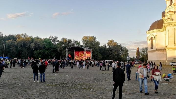 Жители Новочеркасска остались без салюта 9 Мая