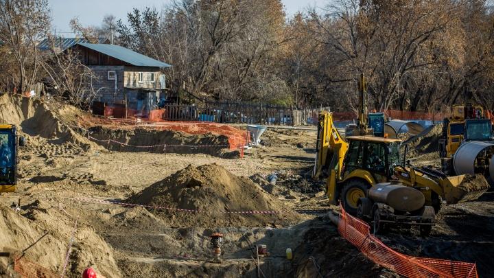 Площадь Энергетиков сделают шире: власти опубликовали проект дороги к четвёртому мосту