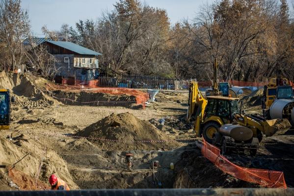 Для строительства дороги расширят площадь Труда и площадь Энергетиков