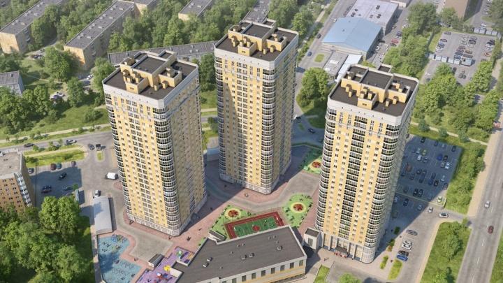 В Екатеринбурге будет новый спортивный комплекс с 25-метровым бассейном