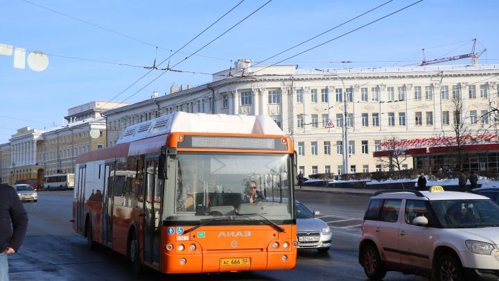 Нижегородская мэрия всё же закупит 144 автобуса, приобретение которых запрещала ФАС