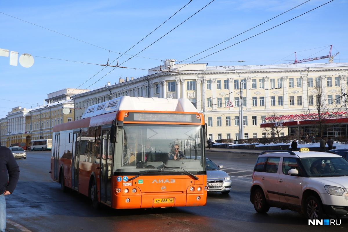 При первой попытке заказать автобусы не нашлось подрядчиков