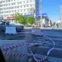 Водоканал вскроет улицу, чтобы выяснить причину провала асфальта в центре Челябинска