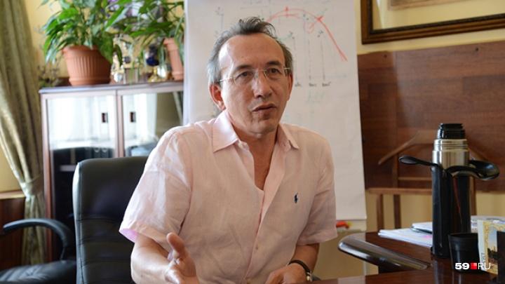 Пермский бизнесмен Рашид Габдуллин планирует построить в Дагестане экстремальный парк развлечений