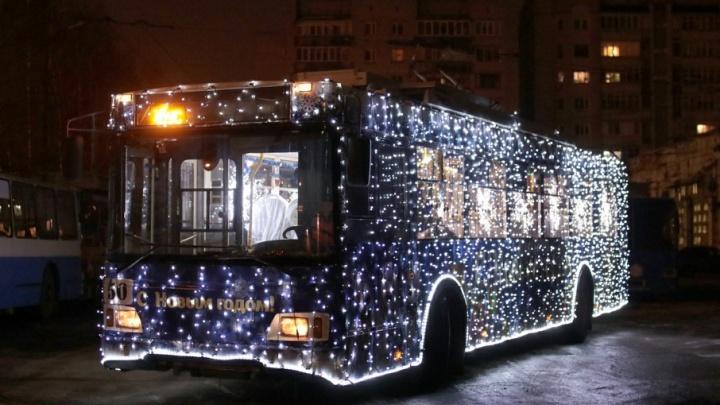 Назвали дату, когда по Ярославлю начнёт ездить «Волшебный троллейбус»