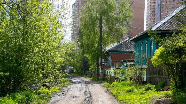 Вице-мэр рассказал, что ждет жителей частного сектора в Николаевке