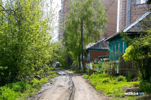 Масштабный снос Николаевки начался с началом строительства Николаевского моста