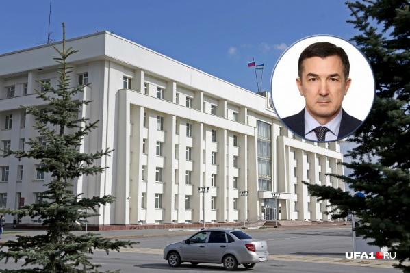 Ринат Баширов раньше работал в налогах