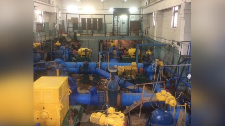 В ночь на 30 августа большинство районов Архангельска останется без воды