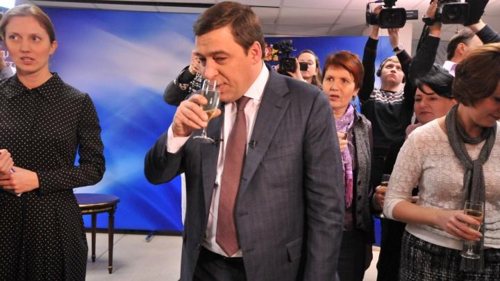"""Евгений Куйвашев - о своей отставке: """"Благодарен президенту за такое решение"""""""