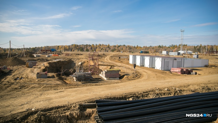 «Росатом» показал, как выглядит будущее хранилище для радиоактивных отходов под Красноярском