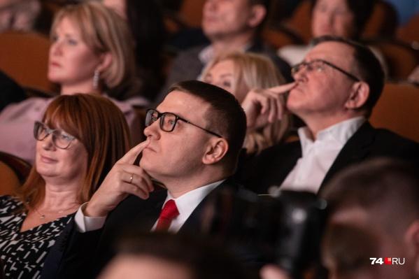 Челябинский бомонд сейчас равняется на губернатора Алексея Текслера